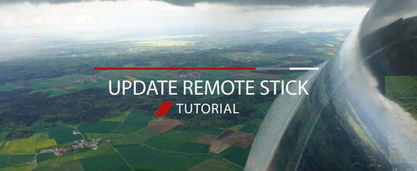 How to update the Remote Stick | Arduino | OpenVario