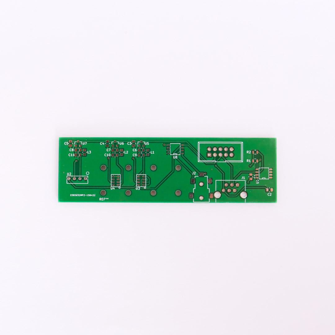 Sensorboard PCB
