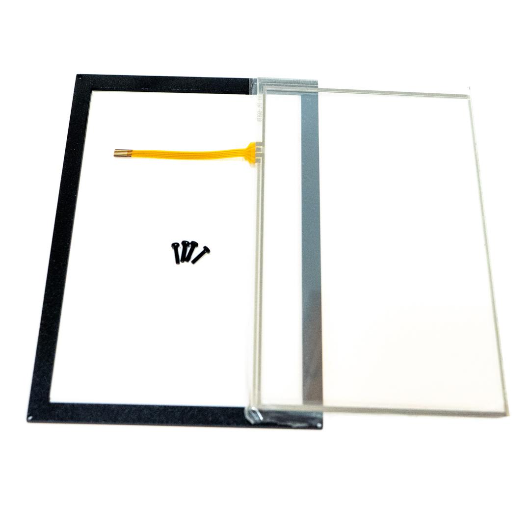 7″ Touchscreen Bausatz