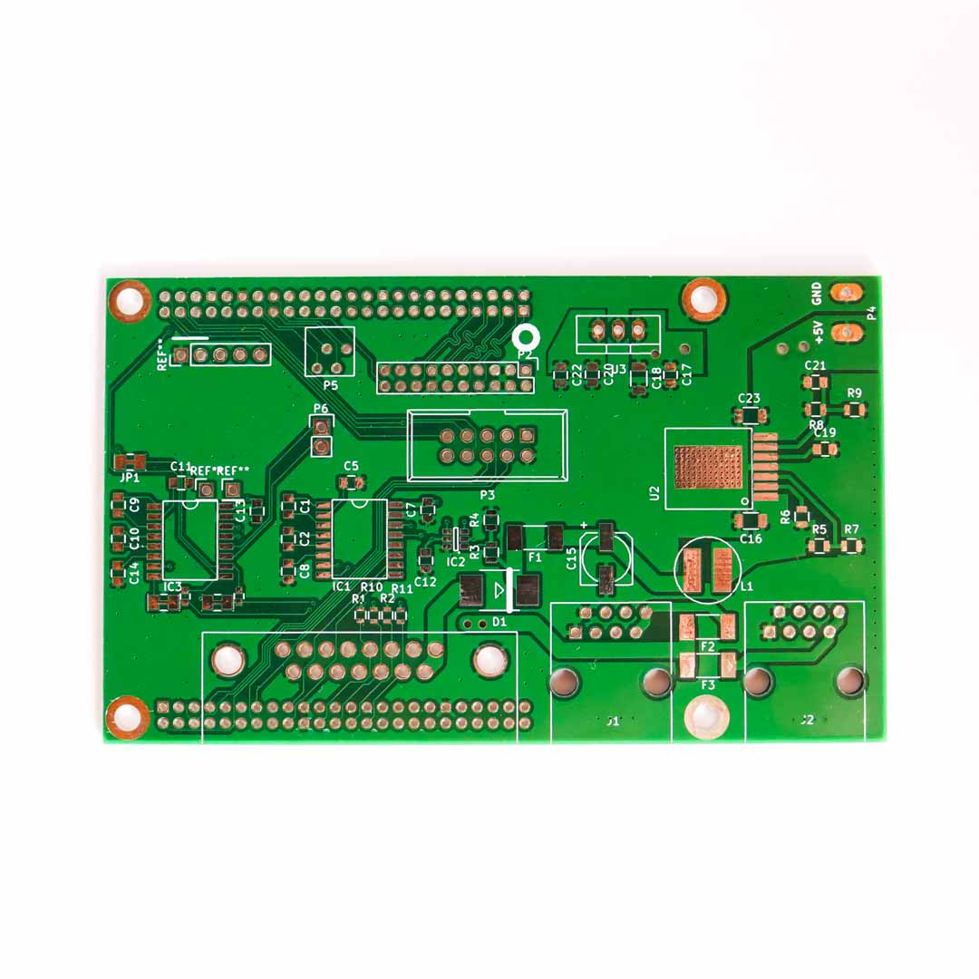 PCB für Adapterboard aktuelle Version (V3)